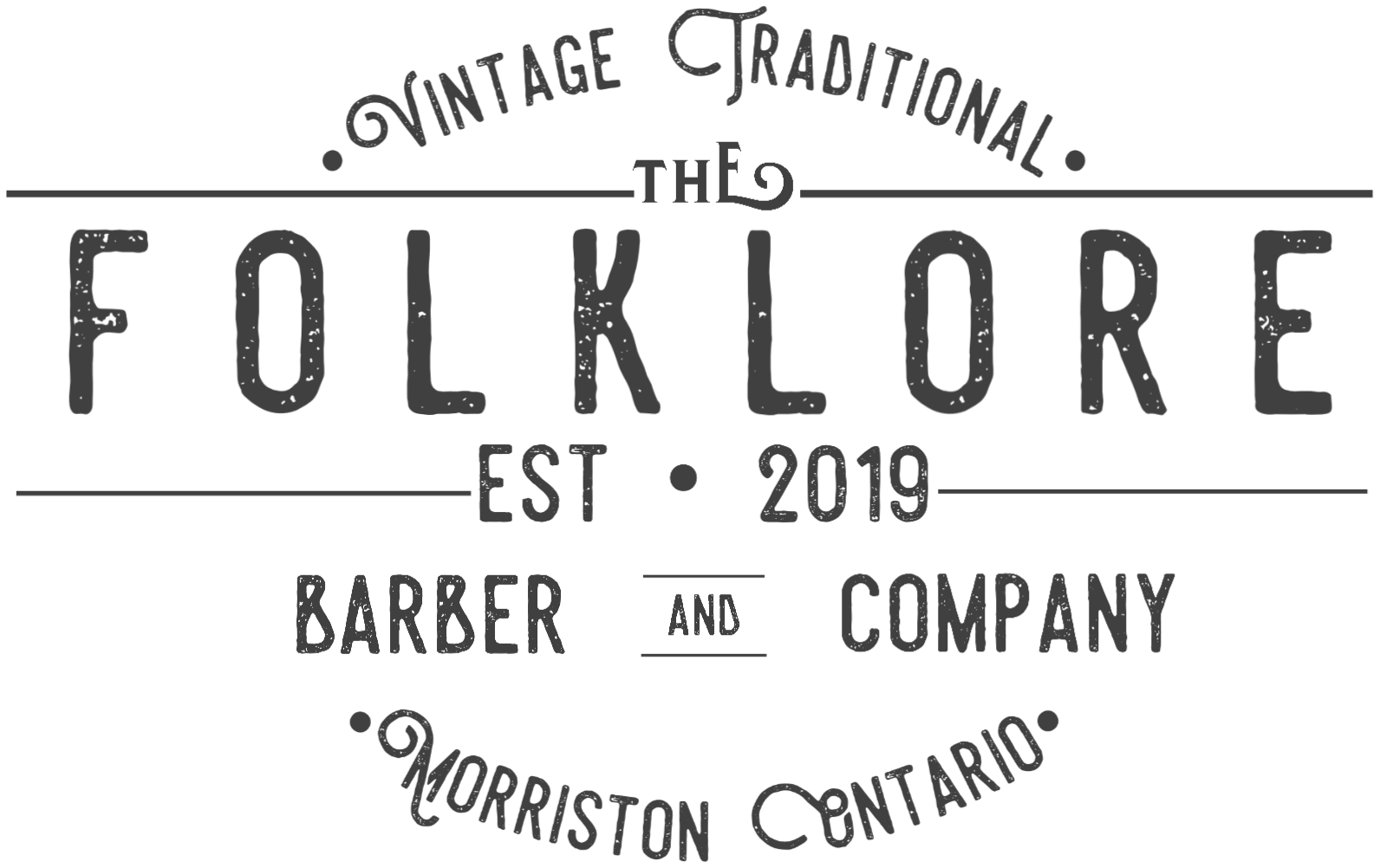 Folklore Barber and Company